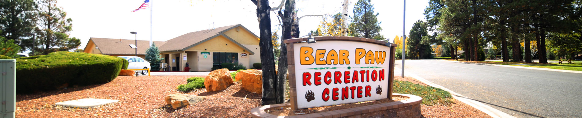 Bear Paw Clubhouse - We have lots of fun activities and things to do.