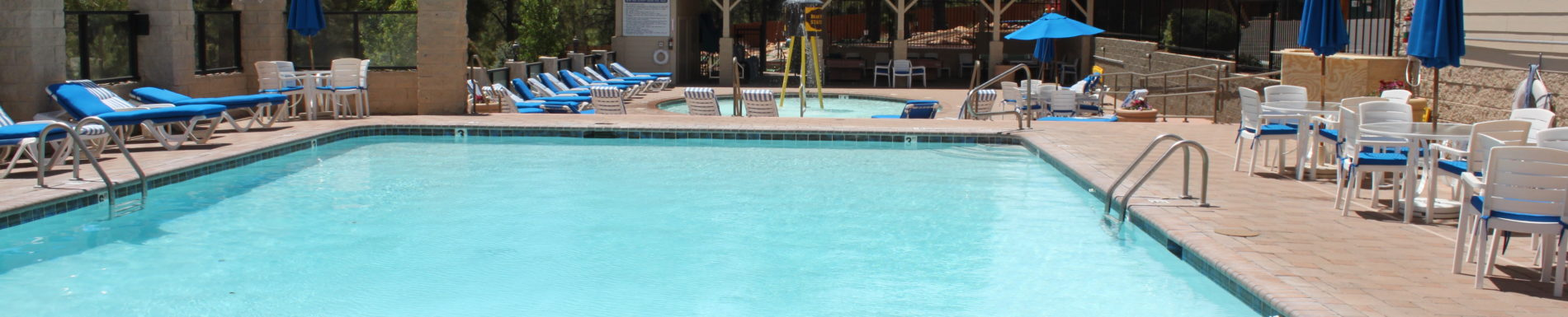 Cool off in our amazing Swimming Pool.