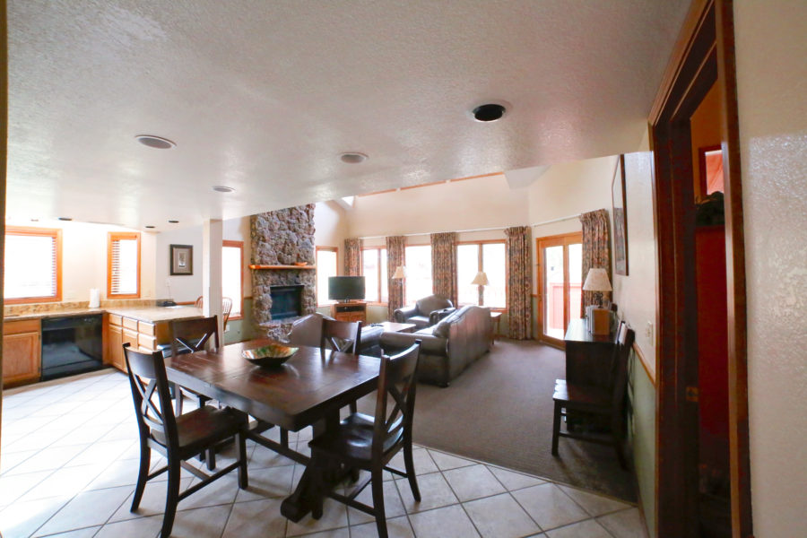 Enjoy our Two Bedroom Loft Townhouse packed with comfortable features and amenities.