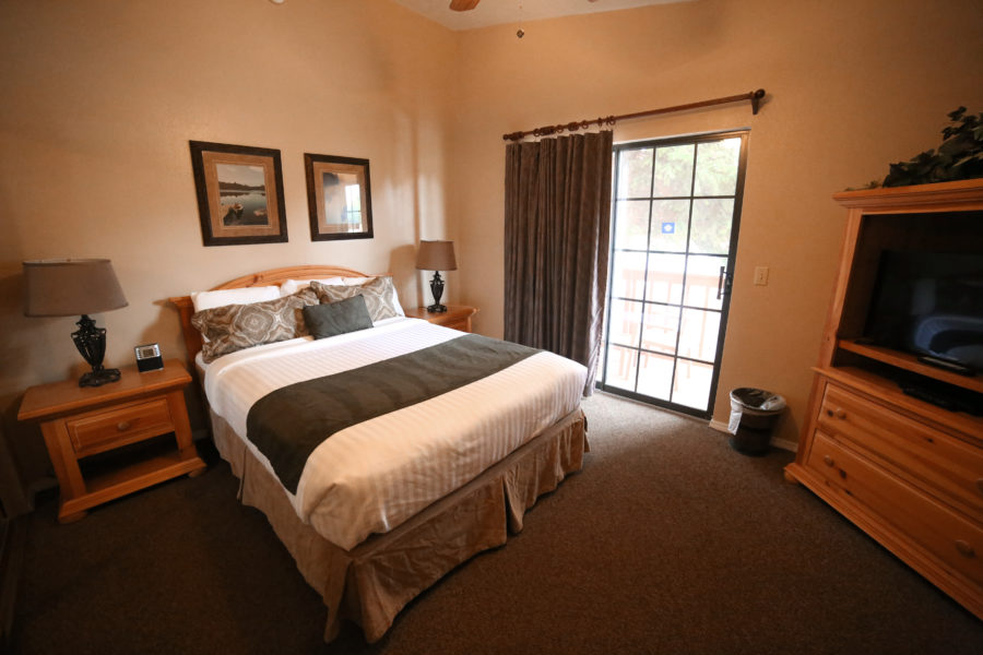 Our comfortable on Bedroom Standard Townhouse.