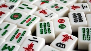 Mahjong @ Continental Clubhouse